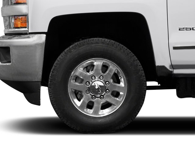 2015 Chevrolet Silverado 2500HD Pictures Silverado 2500HD Crew Cab LT 4WD photos wheel