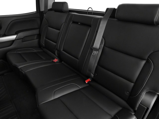 2015 Chevrolet Silverado 2500HD Pictures Silverado 2500HD Crew Cab LT 4WD photos backseat interior