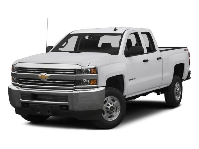 2015 Chevrolet Silverado 2500HD Pictures Silverado 2500HD Extended Cab LTZ 2WD photos side front view