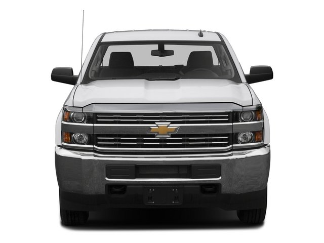 2015 Chevrolet Silverado 2500HD Prices and Values Extended Cab LTZ 2WD front view