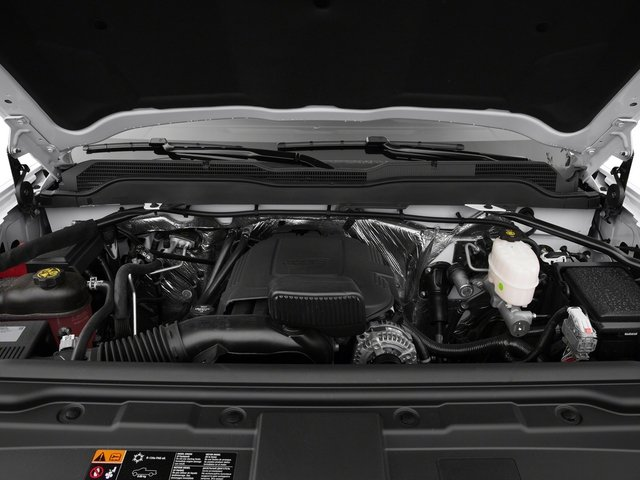 2015 Chevrolet Silverado 2500HD Pictures Silverado 2500HD Extended Cab LTZ 2WD photos engine