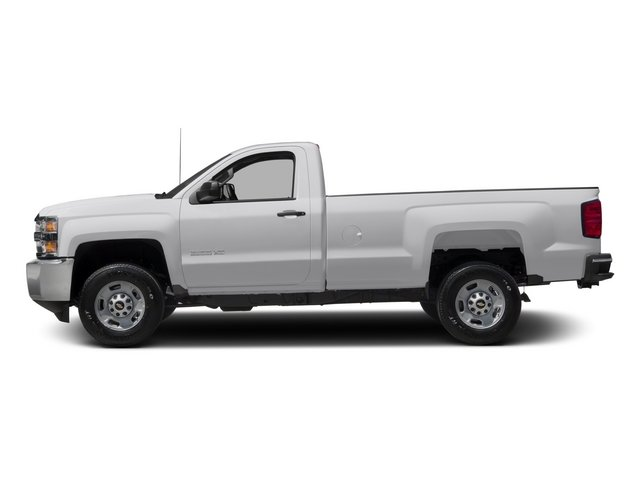 2015 Chevrolet Silverado 2500HD Pictures Silverado 2500HD Regular Cab LT 2WD photos side view