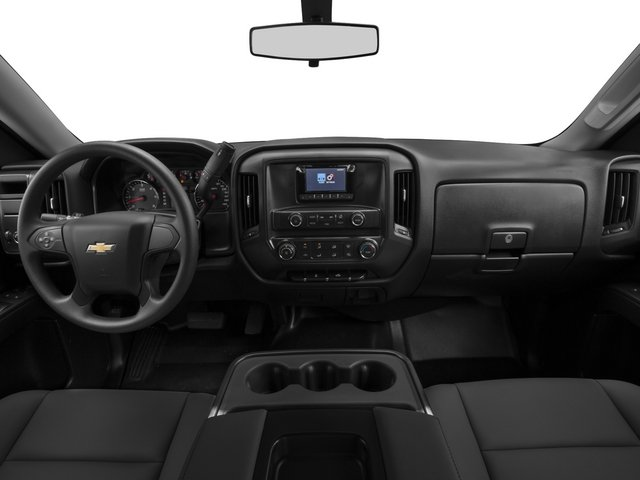 2015 Chevrolet Silverado 2500HD Pictures Silverado 2500HD Regular Cab LT 2WD photos full dashboard