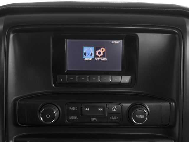 2015 Chevrolet Silverado 2500HD Pictures Silverado 2500HD Regular Cab LT 2WD photos stereo system