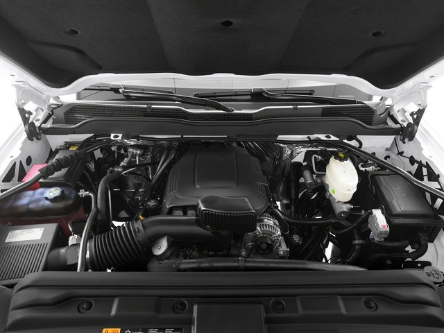 2015 Chevrolet Silverado 2500HD Pictures Silverado 2500HD Regular Cab LT 2WD photos engine