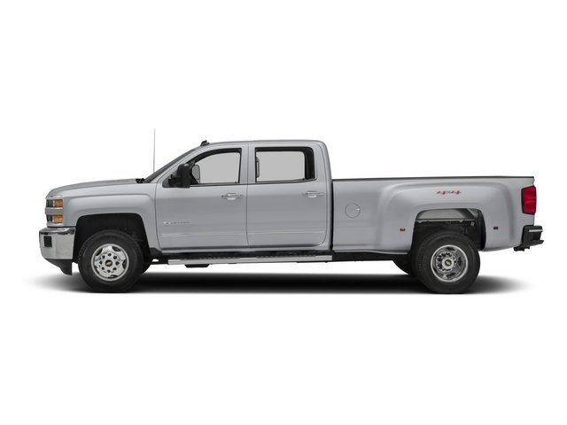 2015 Chevrolet Silverado 3500HD Pictures Silverado 3500HD Crew Cab LTZ 2WD photos side view