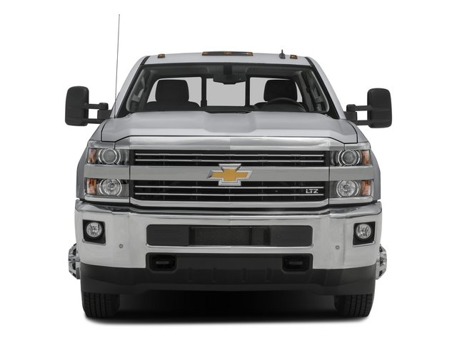 2015 Chevrolet Silverado 3500HD Prices and Values Crew Cab Work Truck 2WD front view