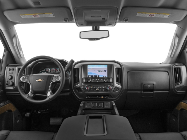 2015 Chevrolet Silverado 3500HD Pictures Silverado 3500HD Crew Cab LTZ 2WD photos full dashboard