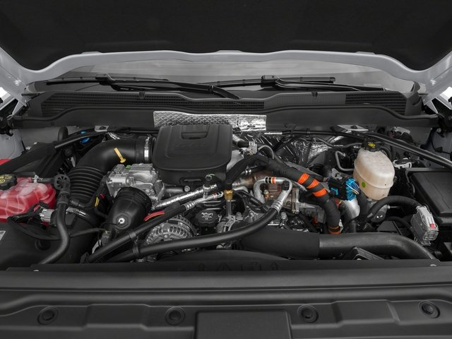 2015 Chevrolet Silverado 3500HD Pictures Silverado 3500HD Crew Cab LTZ 2WD photos engine