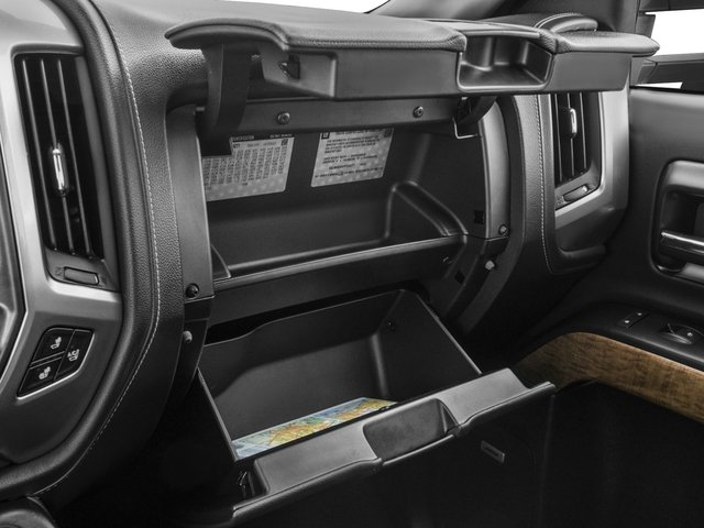 2015 Chevrolet Silverado 3500HD Pictures Silverado 3500HD Crew Cab LTZ 2WD photos glove box