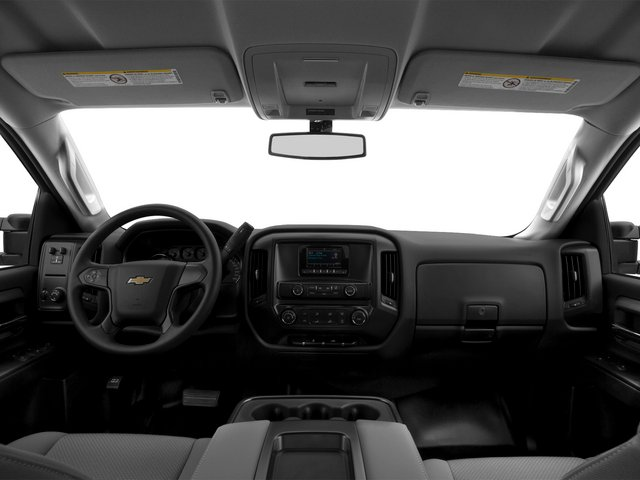2015 Chevrolet Silverado 3500HD Pictures Silverado 3500HD Regular Cab LT 4WD photos full dashboard