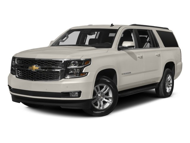 2015 Chevrolet Suburban Pictures Suburban Utility 4D LT 4WD V8 photos side front view