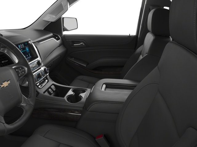 2015 Chevrolet Suburban Pictures Suburban Utility 4D LT 4WD V8 photos front seat interior