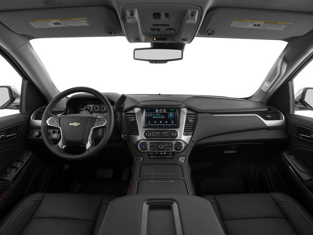2015 Chevrolet Tahoe Prices and Values Utility 4D LTZ 2WD V8 full dashboard