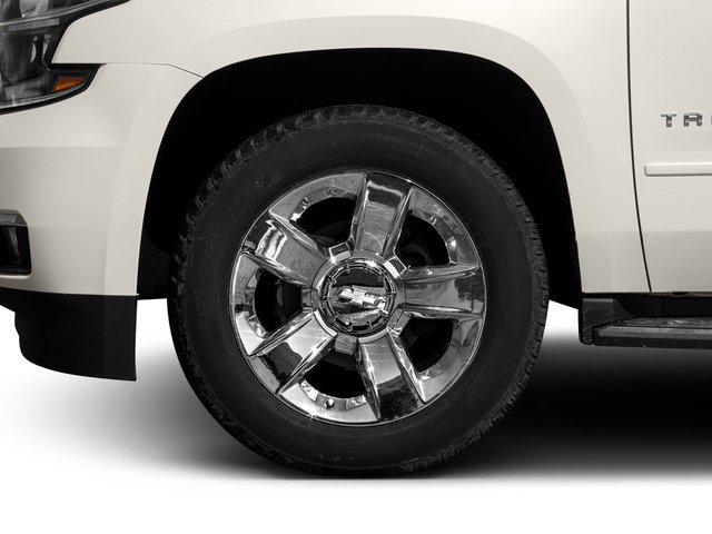 2015 Chevrolet Tahoe Prices and Values Utility 4D LTZ 2WD V8 wheel