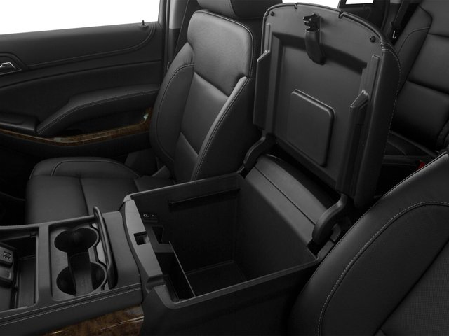 2015 Chevrolet Tahoe Prices and Values Utility 4D LTZ 2WD V8 center storage console