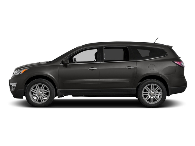 2015 Chevrolet Traverse Pictures Traverse Utility 4D LS AWD V6 photos side view