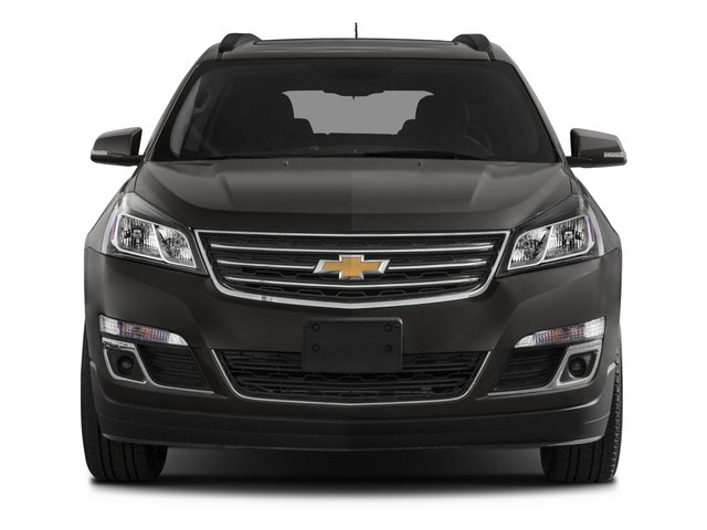 2015 Chevrolet Traverse Pictures Traverse Utility 4D LS AWD V6 photos front view
