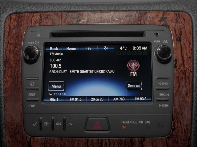 2015 Chevrolet Traverse Prices and Values Utility 4D LS 2WD V6 stereo system
