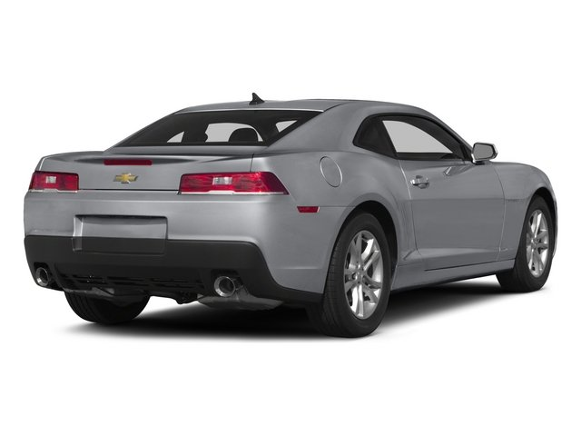 2015 Chevrolet Camaro Pictures Camaro Coupe 2D Z28 V8 photos side rear view