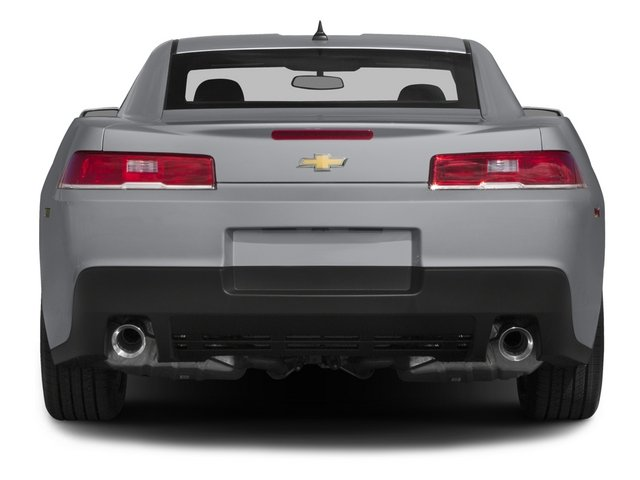 2015 Chevrolet Camaro Prices and Values Coupe 2D Z28 V8 rear view