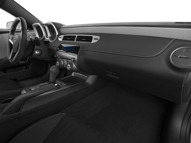 2015 Chevrolet Camaro Prices and Values Coupe 2D Z28 V8 passenger's dashboard