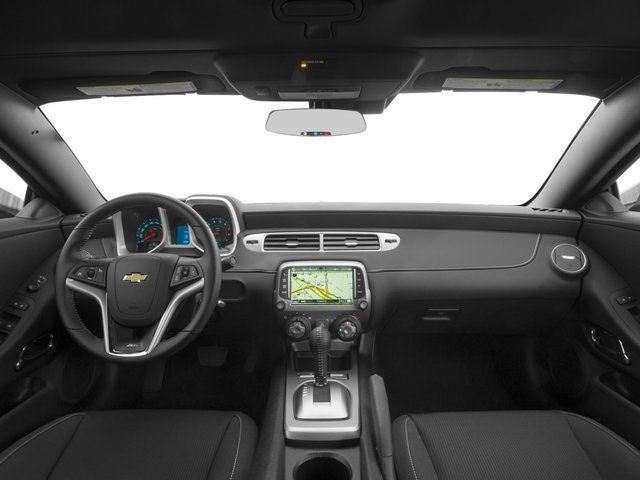 2015 Chevrolet Camaro Prices and Values Convertible 2D 2SS V8 full dashboard