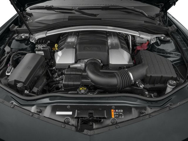 2015 Chevrolet Camaro Prices and Values Convertible 2D SS V8 engine