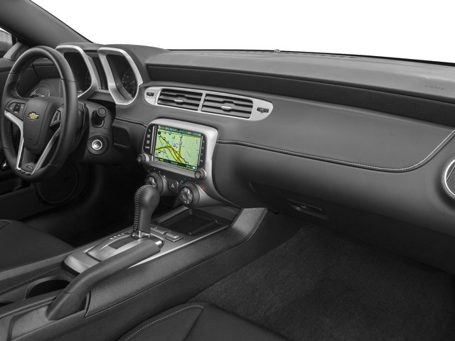 2015 Chevrolet Camaro Prices and Values Convertible 2D 2SS V8 passenger's dashboard