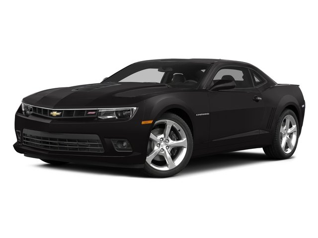 2015 Chevrolet Camaro Prices and Values Coupe 2D 2SS V8 side front view