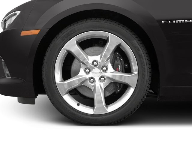 2015 Chevrolet Camaro Prices and Values Coupe 2D 2SS V8 wheel