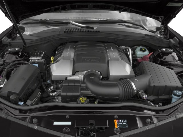 2015 Chevrolet Camaro Prices and Values Coupe 2D 2SS V8 engine
