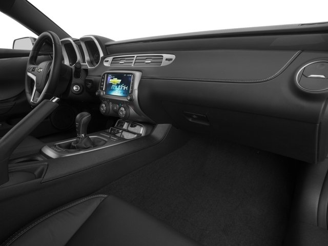2015 Chevrolet Camaro Prices and Values Coupe 2D 2SS V8 passenger's dashboard