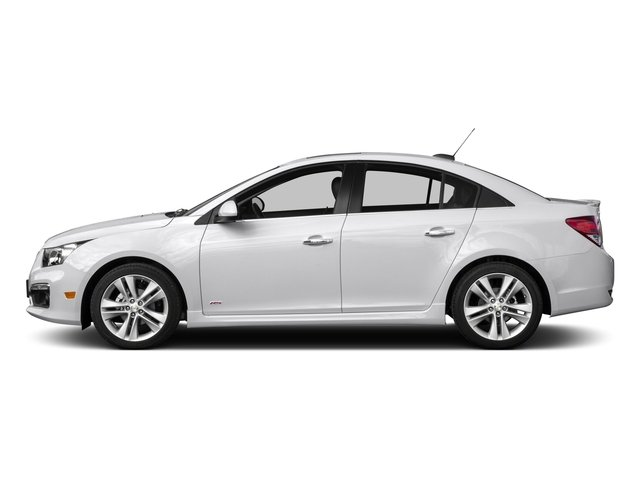 2015 Chevrolet Cruze Prices and Values Sedan 4D LS I4 side view