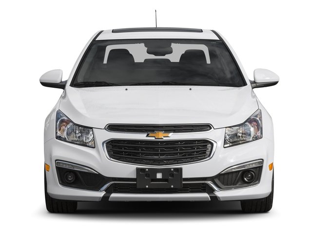 2015 Chevrolet Cruze Prices and Values Sedan 4D LS I4 front view