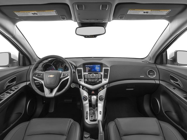 2015 Chevrolet Cruze Prices and Values Sedan 4D LS I4 full dashboard