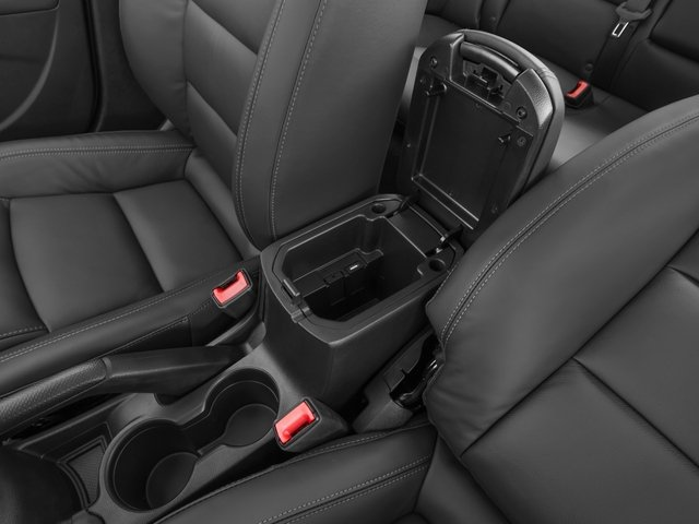 2015 Chevrolet Cruze Prices and Values Sedan 4D LS I4 center storage console