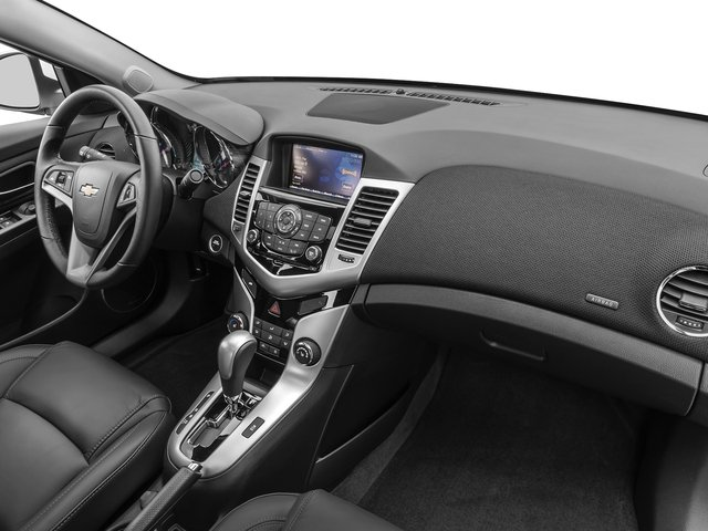 2015 Chevrolet Cruze Prices and Values Sedan 4D LS I4 passenger's dashboard
