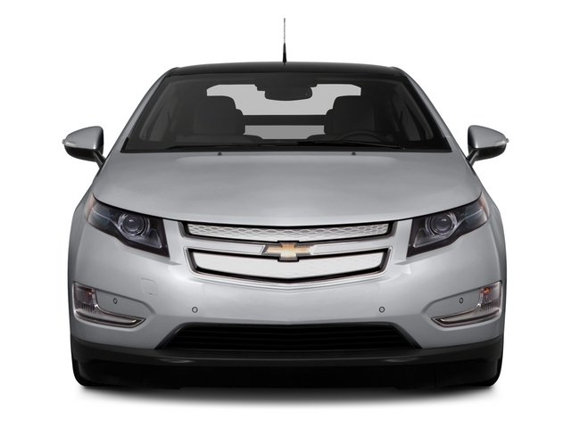 2015 Chevrolet Volt Pictures Volt Sedan 4D Premium I4 Electric photos front view