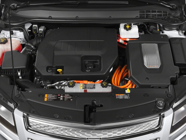 2015 Chevrolet Volt Pictures Volt Sedan 4D Premium I4 Electric photos engine