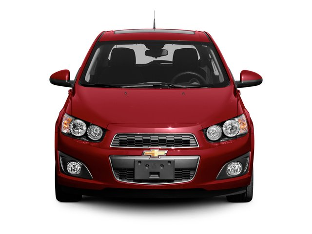 2015 Chevrolet Sonic Prices and Values Hatchback 5D LS I4 front view