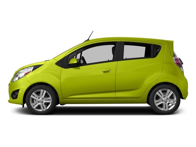 2015 Chevrolet Spark Prices and Values Hatchback 5D 2LT I4 side view