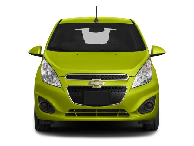 2015 Chevrolet Spark Prices and Values Hatchback 5D 2LT I4 front view