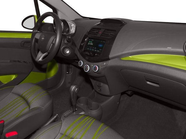 2015 Chevrolet Spark Prices and Values Hatchback 5D 2LT I4 passenger's dashboard