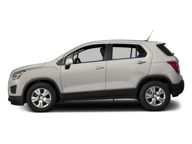 2015 Chevrolet Trax Prices and Values Utility 4D LS Fleet 2WD I4 Turbo side view