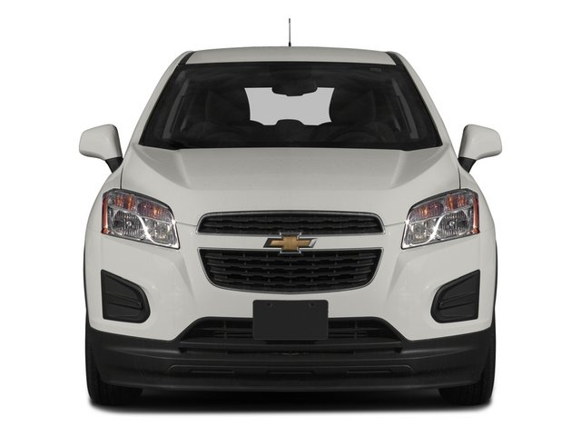 2015 Chevrolet Trax Pictures Trax Utility 4D LS AWD I4 Turbo photos front view