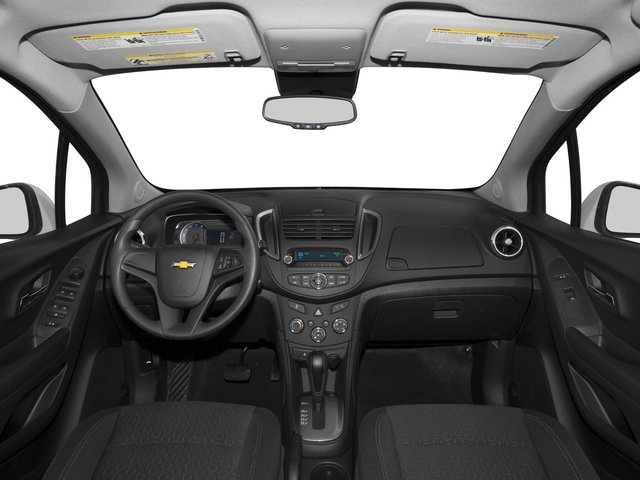2015 Chevrolet Trax Prices and Values Utility 4D LS Fleet 2WD I4 Turbo full dashboard