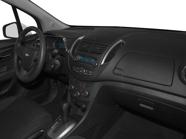 2015 Chevrolet Trax Prices and Values Utility 4D LS Fleet 2WD I4 Turbo passenger's dashboard
