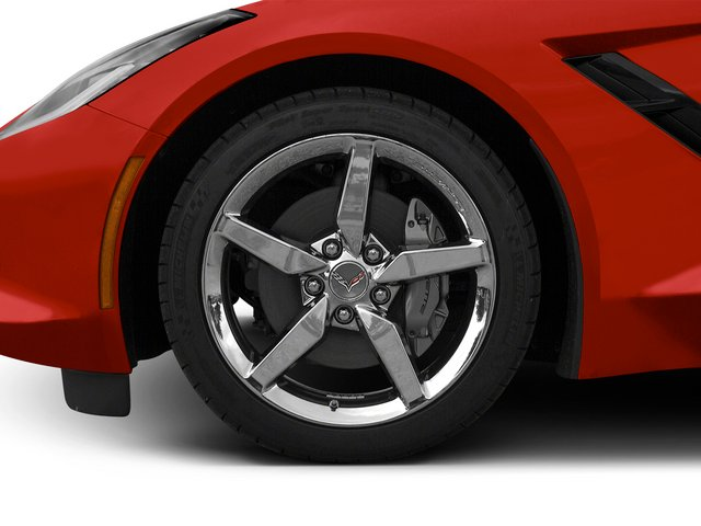 2015 Chevrolet Corvette Pictures Corvette Convertible 2D Z51 3LT V8 photos wheel