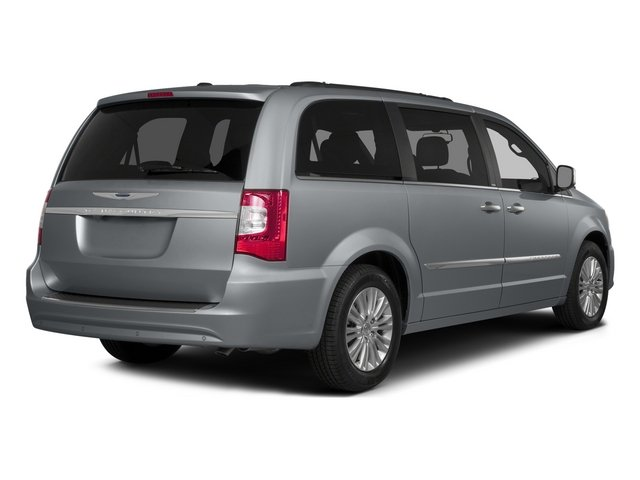 2015 Chrysler Town and Country Prices and Values Wagon Touring V6 side rear view